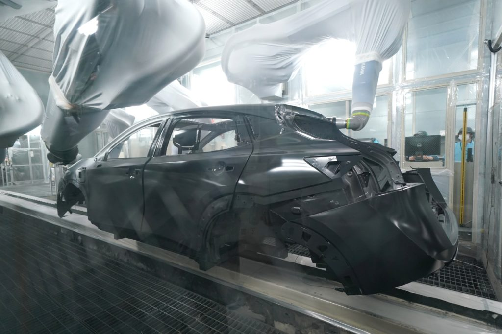 inteligentna fabryka nissana intelligent factory 09