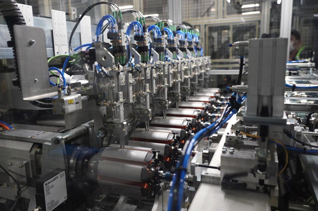 inteligentna fabryka nissana intelligent factory 13