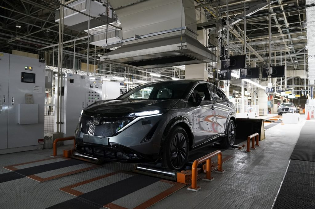 inteligentna fabryka nissana intelligent factory 18