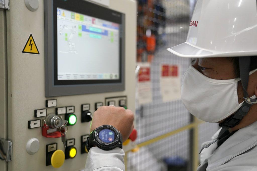 inteligentna fabryka nissana intelligent factory 23