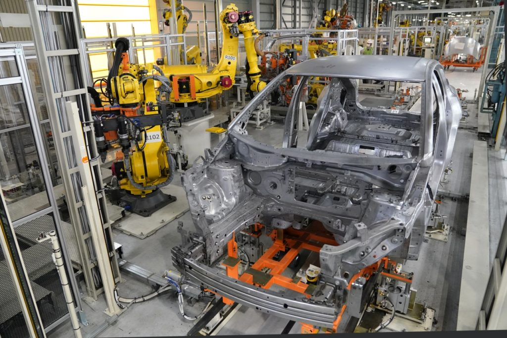 inteligentna fabryka nissana intelligent factory 24