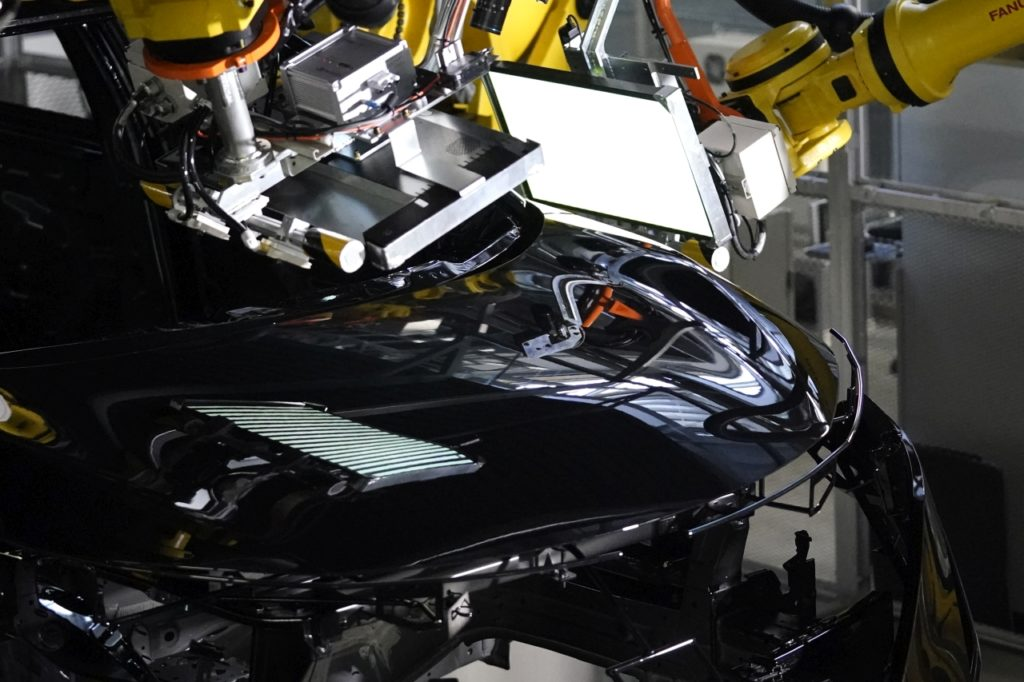 inteligentna fabryka nissana intelligent factory 28