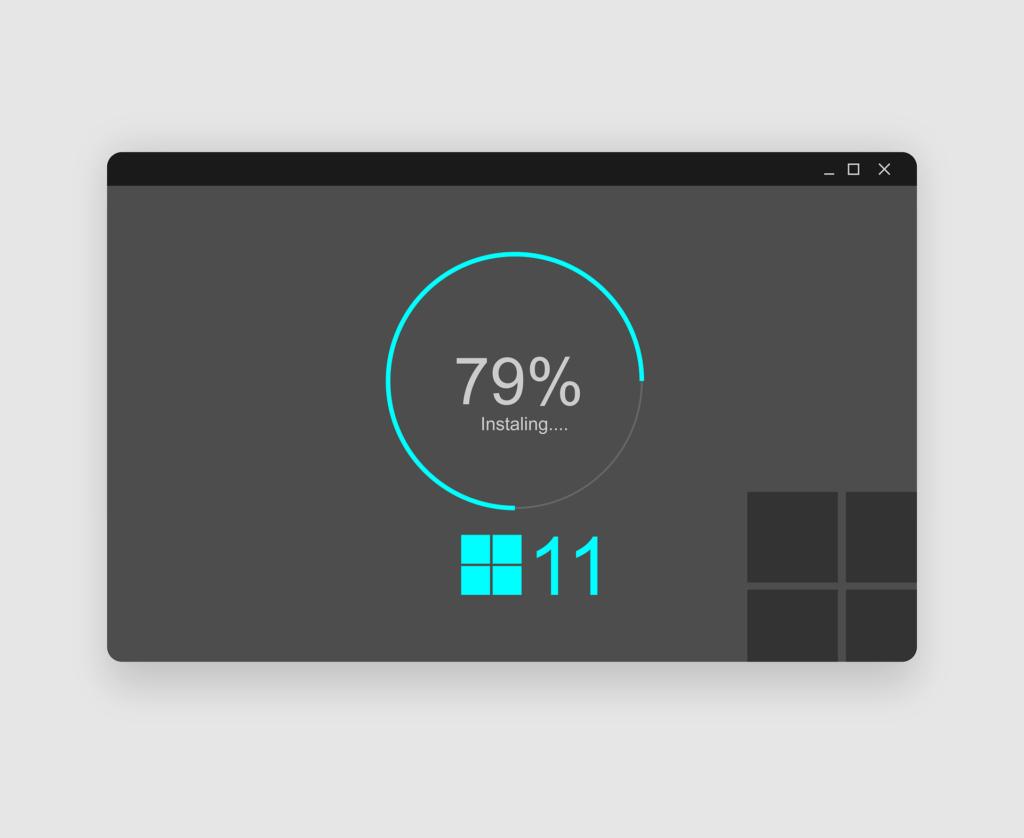 Windows 11 instalacja