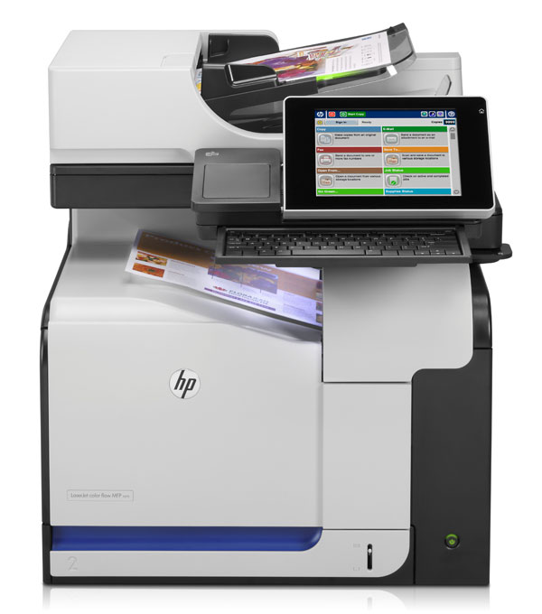 HP LaserJet Enterprise flow MFP M575c