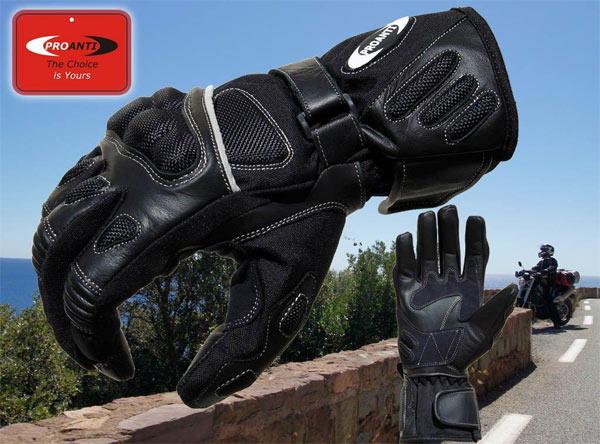 Proanti rękawice motocyklowe