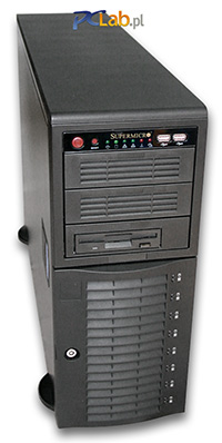 Supermicro SuperServer 7044H-X8R