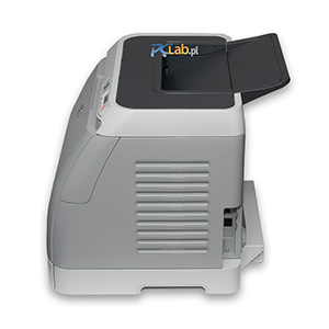 HP Color LaserJet 2600n – widok z boku
